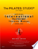 Pilates Mat Training Manual E-Book