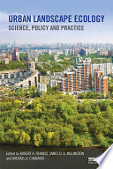 Urban Landscape Ecology