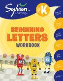 Pre K Beginning Letters