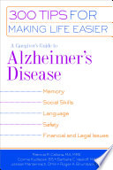 A Caregiver S Guide To Alzheimer S Disease