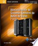 Administraci N De Sistemas Gestores De Base De Datos 2 Edici N