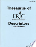 thesaurus-of-eric-descriptors