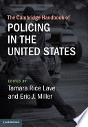 The Cambridge Handbook Of Policing In The United States