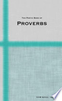 THE POETIC BOOK OF PROVERBS