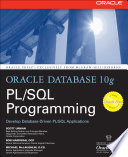 Oracle Database 10g PL SQL Programming