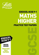 Maths Higher