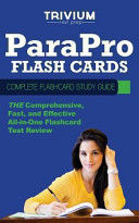 ParaPro Flash Cards
