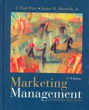 . Marketing Management .