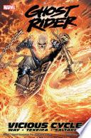 Ghost Rider Vol 1 book