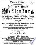 Alt- und Neues Mecklenburg