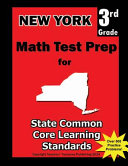 New York 3rd Grade Math Test Prep