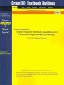 Social research methods : qualitative and quantitative approaches