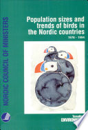 Population Sizes and Trends of Birds in the Nordic Countries