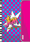 Jem And The Holograms: Outrageous Edition : not all texts, hugs & rock 'n'...