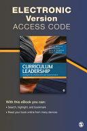 Curriculum Leadership Electronic Version