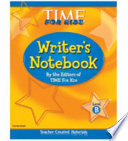 TIME FOR KIDS Writer's Notebook Level B