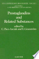 Prostaglandins And Related Substances book