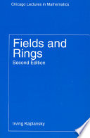 Fields And Rings book
