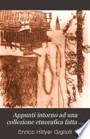 Appunti intorno ad una collezione etnorafica fatta durante il terzo viaggio di Cook