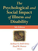 The Psychological and Social Impact of Illness and Disability  Fifth Edition