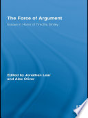 The Force of Argument