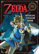 The Legend of Zelda Official Sticker Book  Nintendo