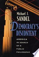 Democracy s Discontent