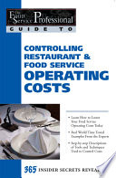 Controlling Restaurant   Food Service Operating Costs