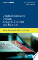 Unternehmerisches Denken zwischen Strategie und Finanzen