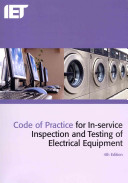 Code of Practice for In Service Inspection and Testing of Electrical Equipment