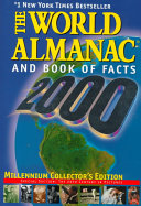 The World Almanac and Book of Facts 2000
