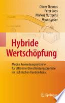 Hybride Wertschöpfung