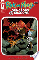 Rick and Morty vs. Dungeons & Dragons Director's Cut #1
