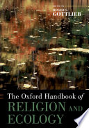 illustration The Oxford Handbook of Religion and Ecology
