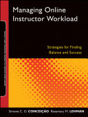 Managing Online Instructor Workload