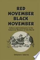 Red November  Black November