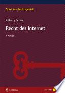 Köhler/Fetzer, Recht des Internet
