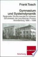 Gymnasium und Systemdynamik