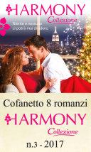 Cofanetto 8 romanzi Harmony Collezione 3