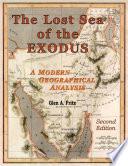 Lost Sea of the Exodus