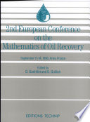 2nd European Conference on the Mathematics of Oil Recovery