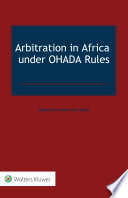 Arbitration In Africa Under Ohada Rules