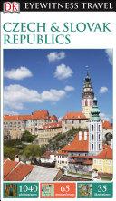 DK Eyewitness Travel Guide Czech   Slovak Republics
