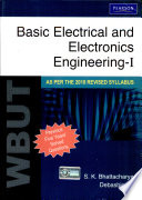 Basic Electrical And Electronics Engineering I (For Wbut)