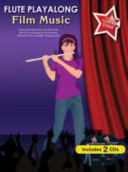 Flute Playalong Film Music Book   2 CDs