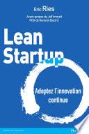 couverture Lean Startup