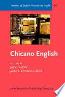 Chicano English