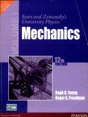 Sears and Zemansky   s University Physics     Volume I  Mechanics