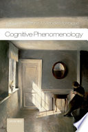 Cognitive Phenomenology
