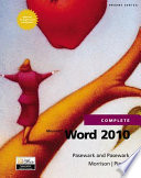 Microsoft Word 2010 Complete